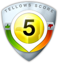 tellows Score 5 zu 2310512457
